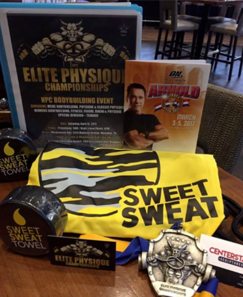 Sweet Sweat - SUPPORTING YOUR INBA EPC COMPETITORS